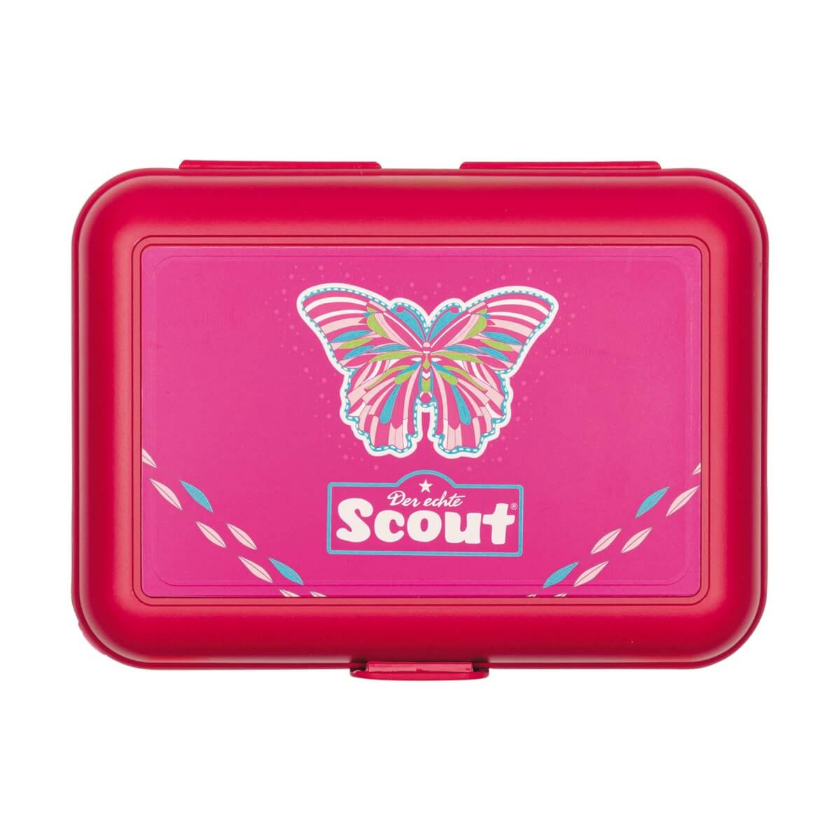 Scout Essbox Pink Butterfly