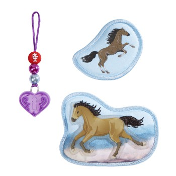 Step by Step MAGIC MAGS Wild Horse