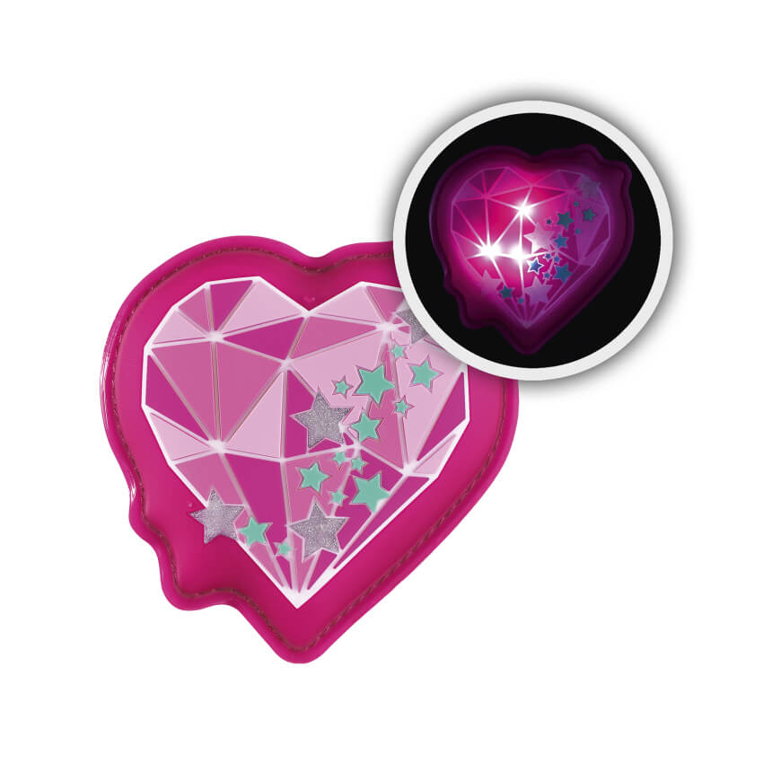 Step by Step MAGIC MAGS FLASH Heart
