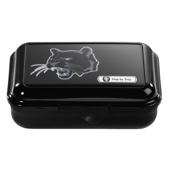 Step by Step Lunchbox Wild Cat