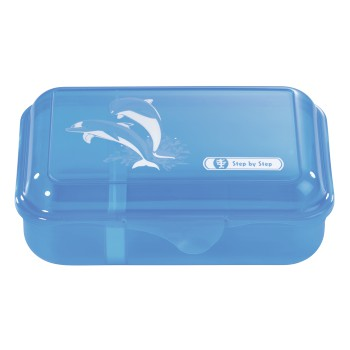 Step by Step Lunchbox Happy Dolphins