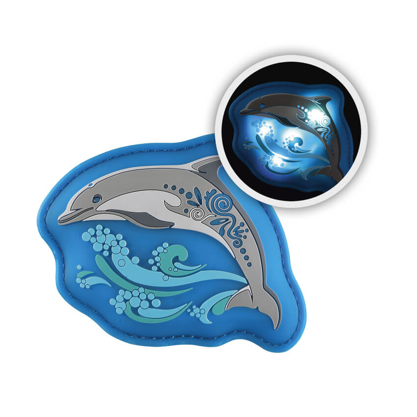 Step by Step MAGIC MAGS FLASH Jumping Dolphin