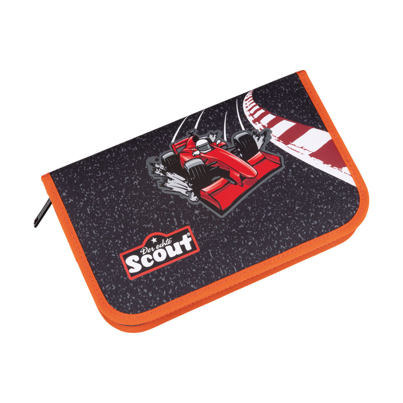 Scout Etui 23tlg. Red Racer